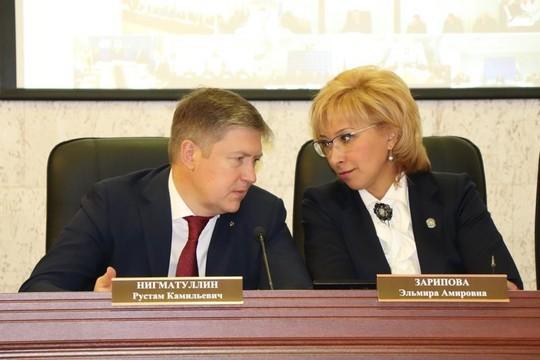 Замгенпрокурора РФ: «Татфлот» погасил весь долг по зарплате – это 109 млн рублей
