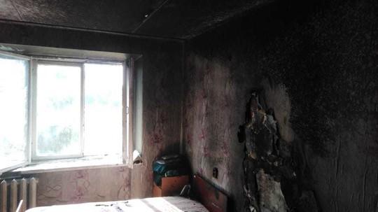 В Нижнекамске из-за загоревшегося матраса пришлось эвакуироваться жильцам пятиэтажки