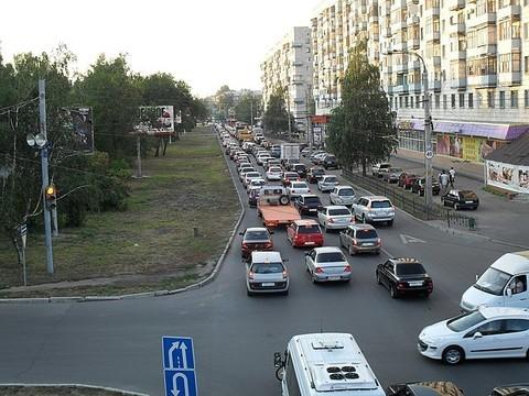 «Яндекс» спрогнозировал рост пробок в Казани с начала сентября больше, чем в Москве