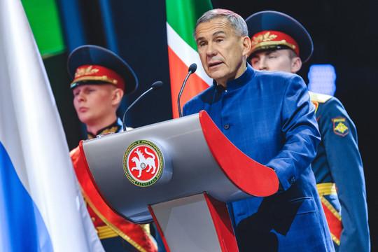 Минниханов учредил специальный совет по культуре в Татарстане