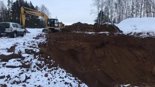В Елабужском районе экологи ищут нелегальных добытчиков глины
