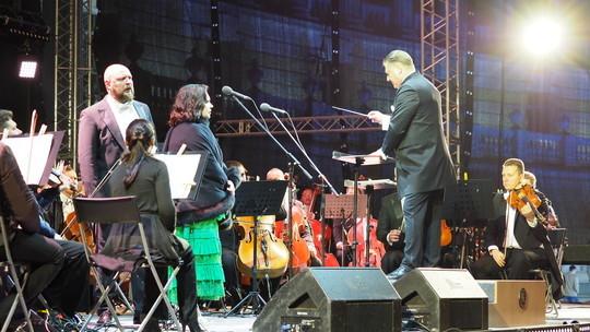 В столице Татарстана прошел фестиваль «Казанская осень» — ГСО РТ исполнил Верди, Бизе и Сайдашева под открытым небом