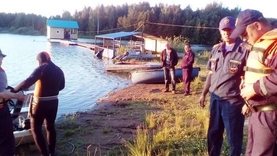 Пьяная челнинка утонула вКаме вдень свадьбы