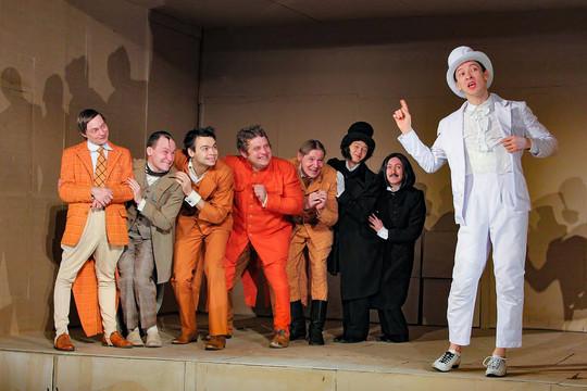 Спектакль «Ревизор» челнинского театра «Мастеровые» получил Гран-при интернационального конкурса