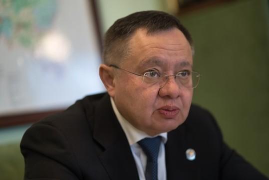 СМИ: Ирек Файзуллин войдет в состав совета директоров РЖД