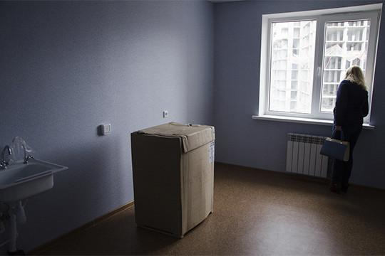 Минстрой предлагает снизить число однокомнатных квартир вновостройках