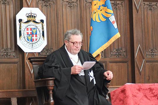 Руководитель Мальтийского ордена подал вотставку после конфликта сВатиканом