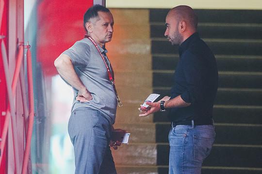 Экс-лидер ОПГ стал гендиректором футбольного клуба «Рубин»