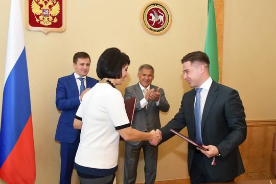 Гарантийный фондРТ подписал сВТБ соглашение поподдержке татарстанского бизнеса