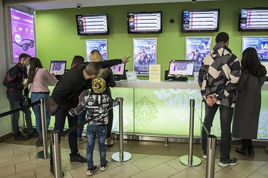 Российская Федерация обогнала Францию истала крупнейшим кинорынком Европы