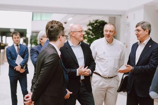 Чернышенко в Иннополисе предложили создать цифровую ОЭЗ для продвижения региональных IT-решений