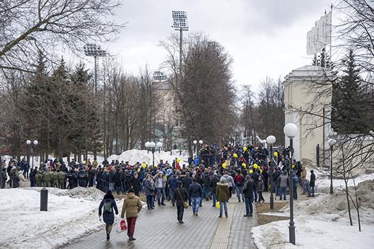 Рост протестов в 2019-ом году спрогнозировали специалисты