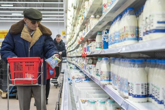 Ритейлеры предупредили о перебоях с поставками молочных продуктов