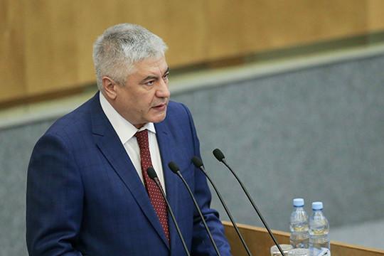 Руководитель МВД: Российская Федерация входит втройку стран поколичеству мигрантов