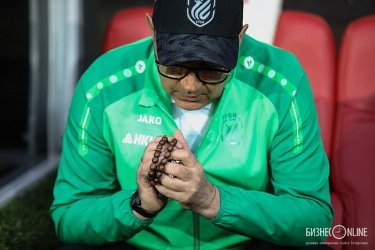 Курбан Бердыев: «Допускаю, что могу уехать за границу в клуб, который играет в Лиге чемпионов»