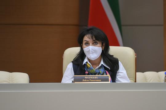 Руководитель оперштаба РТ по борьбе с COVID-19 обратилась к обеспокоенному бизнесу