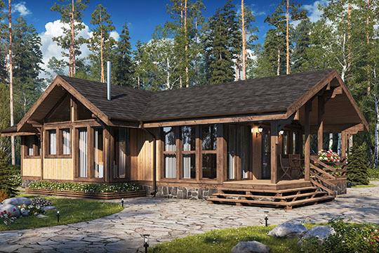 компании проекты домов в норвежском стиле самый знаменитый
