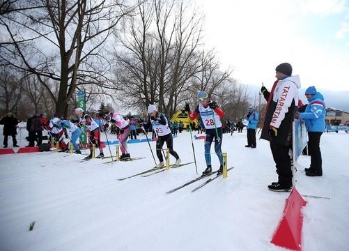 Татарстан лидирует в командном зачете в финале Кубка России по лыжным гонкам