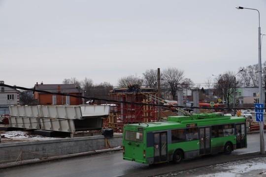 Минтранс РТ опубликовал новые фото стройки Большого казанского кольца