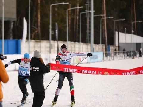 Стали известны победители всероссийской массовой гонки «Лыжня России» в Казани
