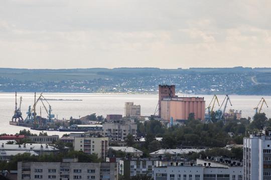 В районе речпорта Казани появятся музеи и кафе в пришвартованных судах