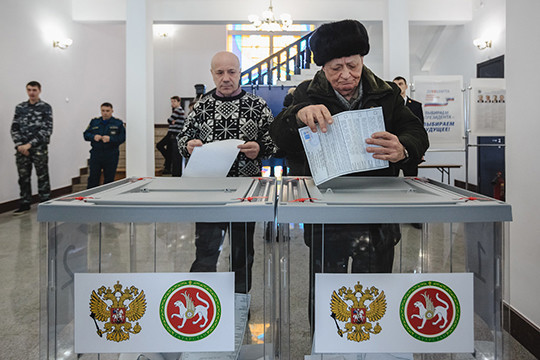 Специалисты: выборы-2018 стали самыми неконкурентными вистории Российской Федерации