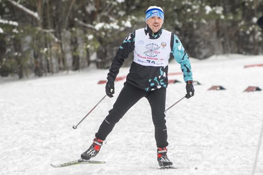 Стало известно, где найден снег для казанского лыжного марафона