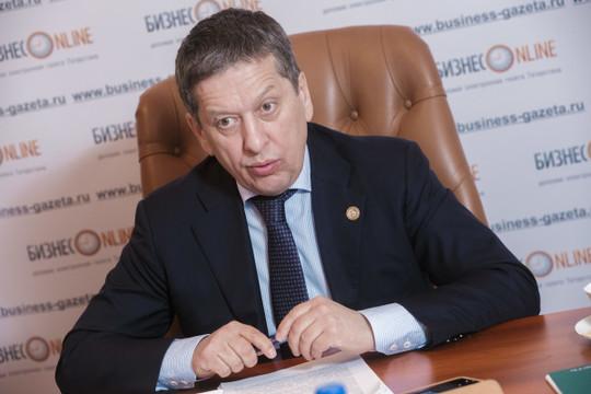 Наиль Маганов прокомментировал ситуацию на нефтяном рынке