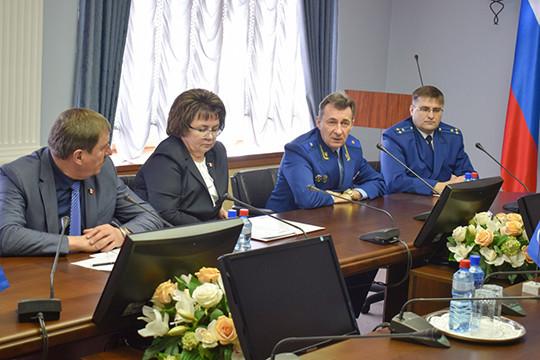 Госсовет республики согласовал кандидатуру Артема Николаева надолжность обвинителя Удмуртии