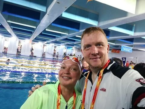 Казанские бизнесмены вернулись с чемпионата мира по плаванию