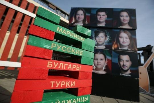 На Кремлевской набережной открылся фестиваль этномузыки «Таба»