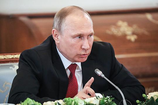 Демилитаризация Курил возможна только при демилитаризации всего региона— Путин