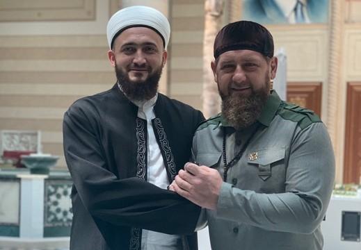 Кадыров предложил усилить взаимодействие с Татарстаном