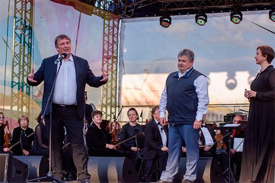 «Большой кайф» с Борисом Березовским в Елабуге