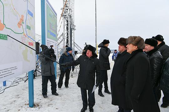 Запущена газораспределительная станция, которая вдвое увеличит поставки газа вКазань