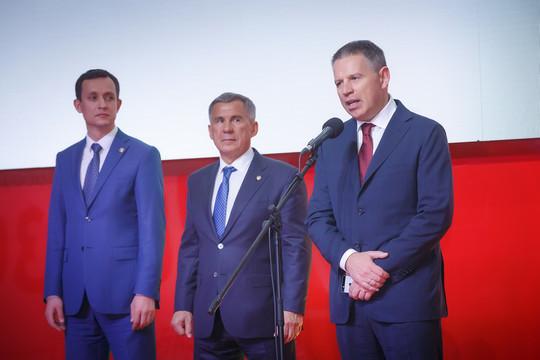 «40 лет – это только начало»: завод «Алнас» отпраздновал юбилей