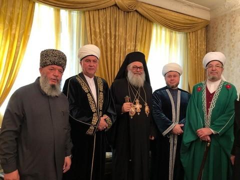 Мансур Джалялетдин: «В Сирии говорят: если бы не Путин, наша страна стала бы как Ирак или Ливия»