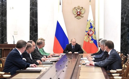 Стала известна реакция Путина на протесты против «российской оккупации» в Грузии