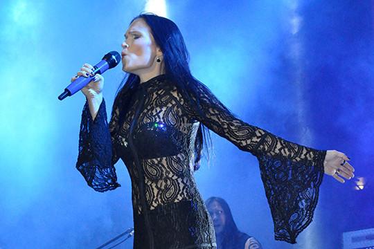 Номинантка «Грэмми», «королева метала» Тарья Турунен впервые в Казани в рамках мирового турне