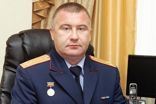 Главный следователь Челнов Камиль Халиев отстранен от должности