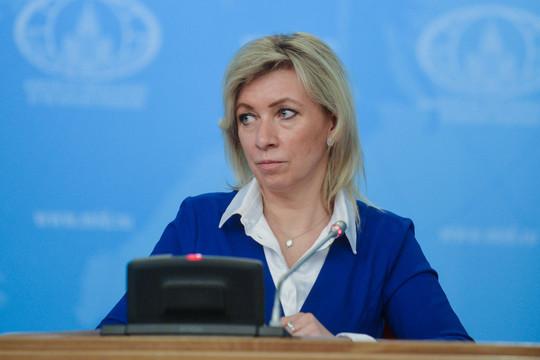 Захарова извинилась за пост, оскорбивший президента Сербии
