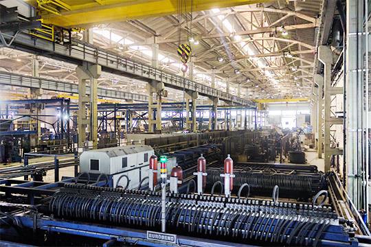 Продукция Казанского ДСК легла в основу площадок «мундиаля рабочих»