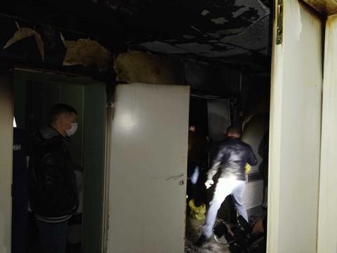 В больнице в Зеленодольске случился пожар, есть погибшие