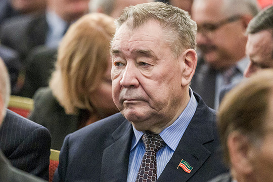 Вагиза Мингазова освободили отдолгов в9 млрд руб.