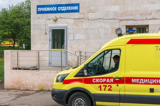 Новый случай смерти от COVID-19 зафиксирован в Казани