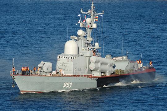 Вчесть Набережных Челнов назван военный корабль ВМФ