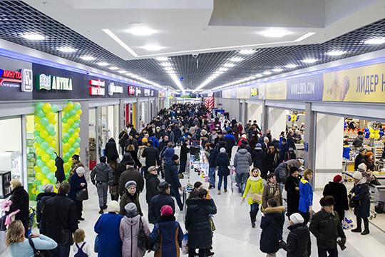 ВТатарстане начала расти потребительская активность впервый раз затри года