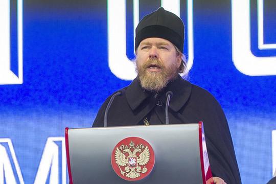 Шевкунов рассказал оботношениях спрезидентом: духовника В.Путина несуществует