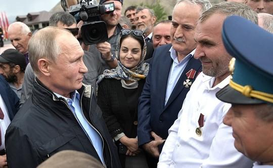 Путин рассказал, кто не может возглавлять Россию