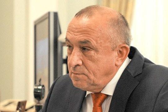 Схвачен и.о. вице-премьера Удмуртии Рафис Касимов